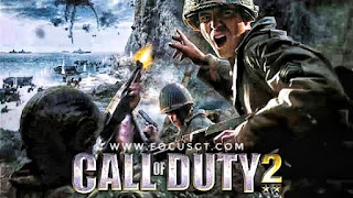 Call of Duty 2 is a 2005 first-person shooter video game developed by Infinity Ward and published by Activision in most regions of the world. It is the second installment of the Call of Duty series.