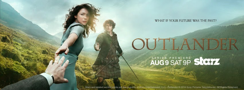 Outlander Series on Starz