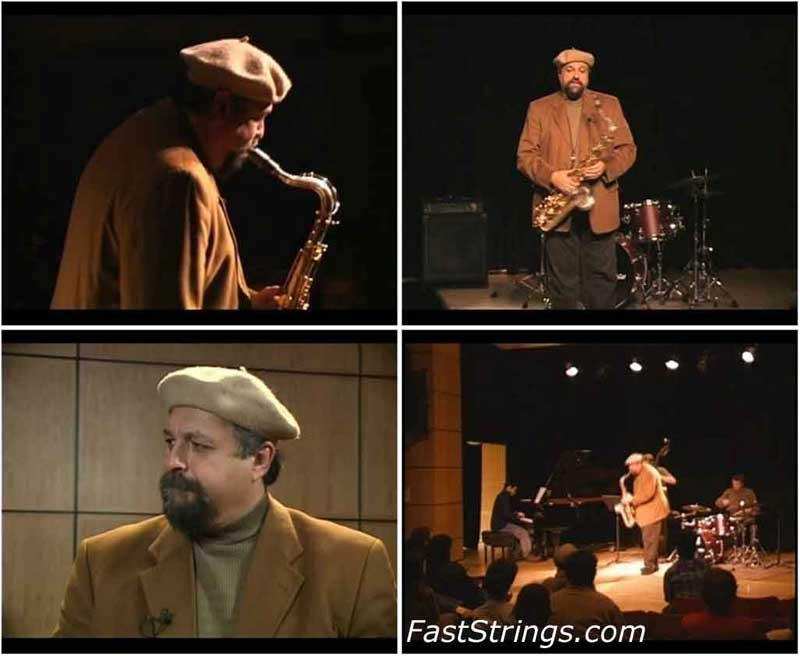 Joe Lovano - Jazz Improvisation: A Personal Approach