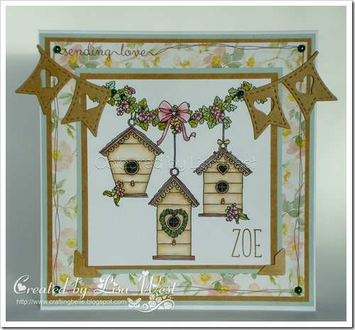 Birdhouse Garland (2)