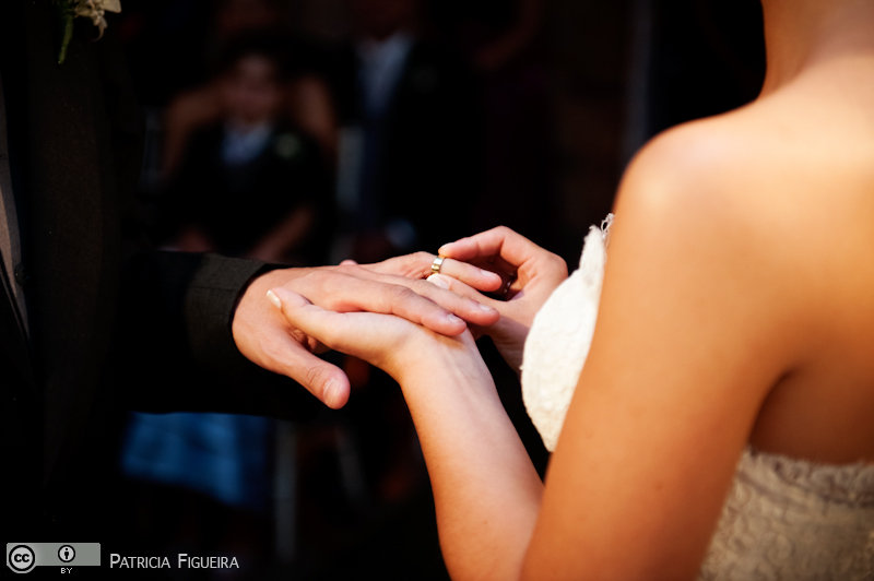Foto de casamento 1111 de Nathalia e Fernando. Marcações: 04/12/2010, Casamento Nathalia e Fernando, Niteroi.