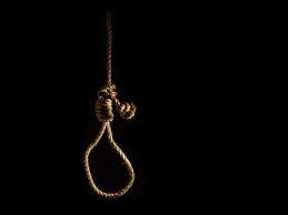 Suicide-by-strangulation