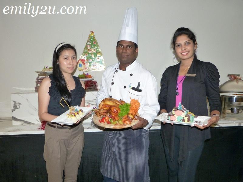 Celebrate Christmas @ Kinta Riverfront Hotel, Ipoh