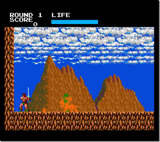 Rastan Saga (Taito, 1988) (3)