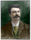 Guy De Maupassant French Author 1