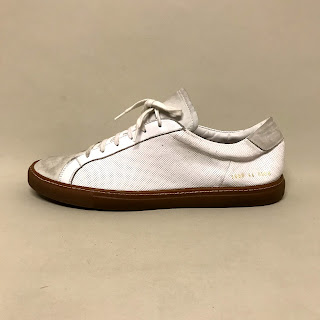 Common Projects White Lace Ups