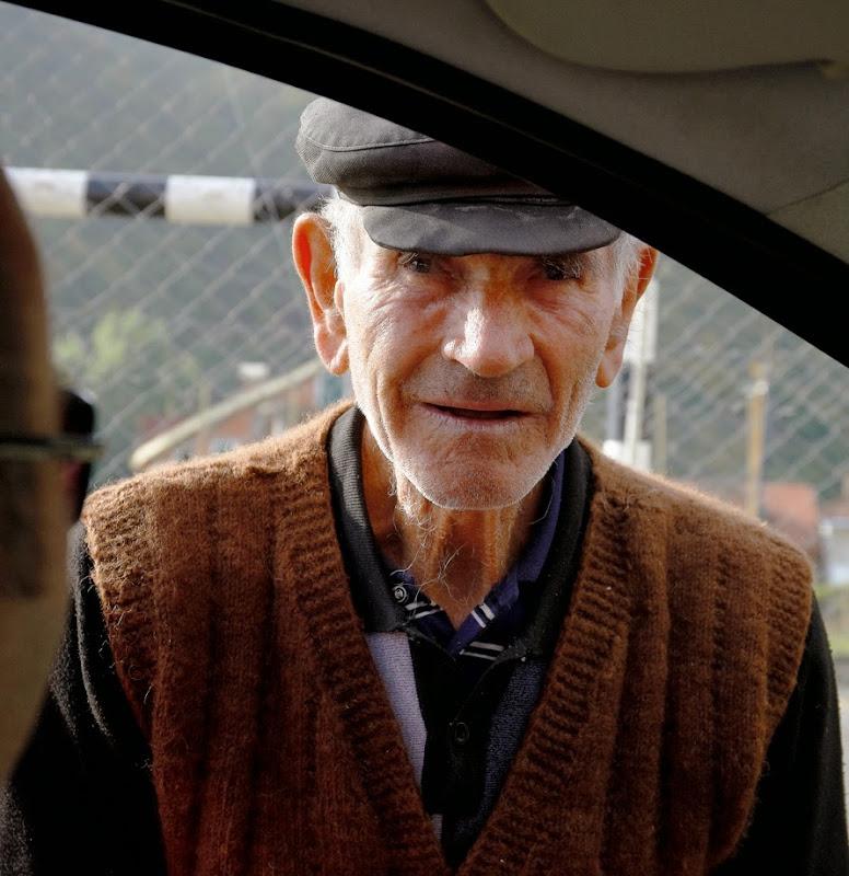 1. Man of the village of Veljusa. Strumica Municipality