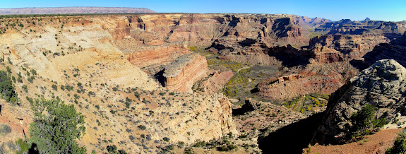 Little Grand Canyon panorama