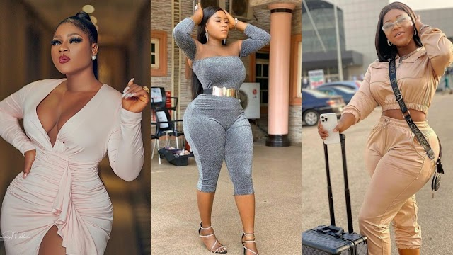 'If You're Crushing On Me Without Telling Me, You're Playing With Grace'— Actress Destiny Etiko