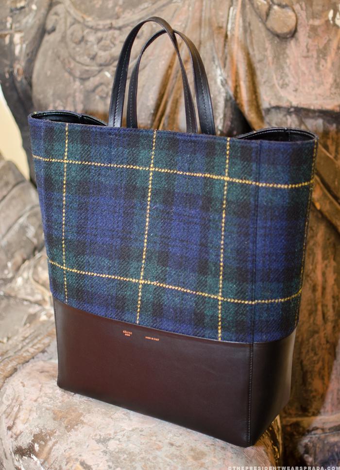 Celine bag at Hu's Wear