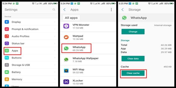 tips cara mengatasinya sanggup kau temukan disini Whatsapp Error Hari Ini? 10 Tips Cara Mengatasinya