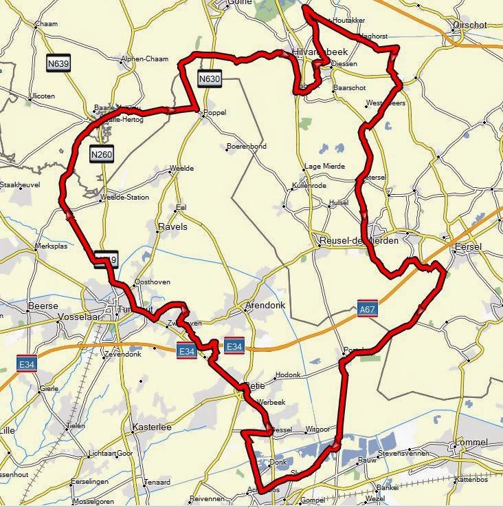 September 28 - Picknickrit Route%2520Picknickrit