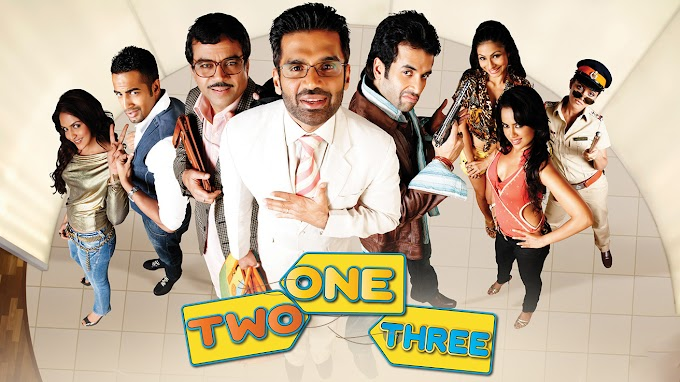 One Two Three Full Movie Download & Online Play Full HD Movie Download (2008)