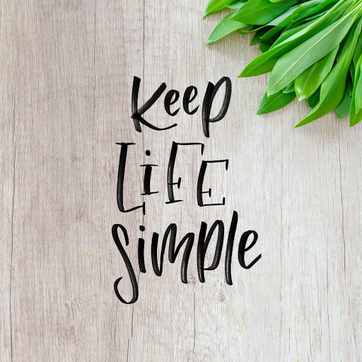 Minimalismus bereichert das Leben!