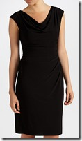 Lauren Ralph Lauren black Valli dress