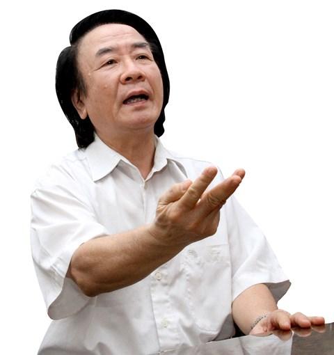 TS Nguyen Xuan Thuy