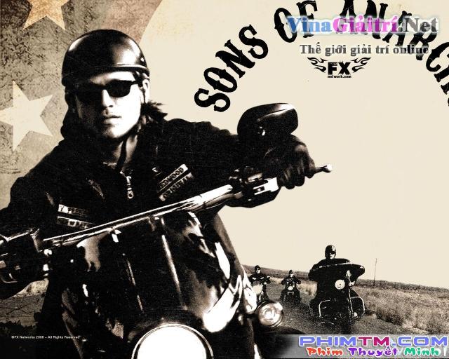 Xem Phim Giang Hồ Đẫm Máu 5 - Sons Of Anarchy Season 5 - phimtm.com - Ảnh 1