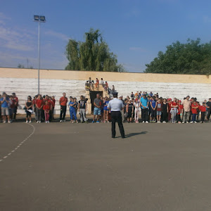 Concurs Prietenii Pompierilor - Arad 2015