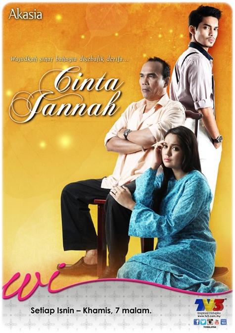 Akasia Drama Cinta Jannah 24 episode