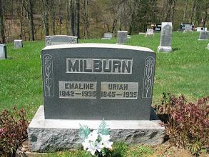 Photo: Milburn, Uriah and Emaline