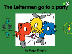The Lettermen go to a Party
