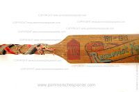 Pionier  paddle - Metz 1911-1913