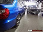 Subaru Impreza V9 Spec C and 1st GenToyota Celica