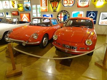 2018.07.02-224 Alpine A106 1957 et A108 2 2 1960
