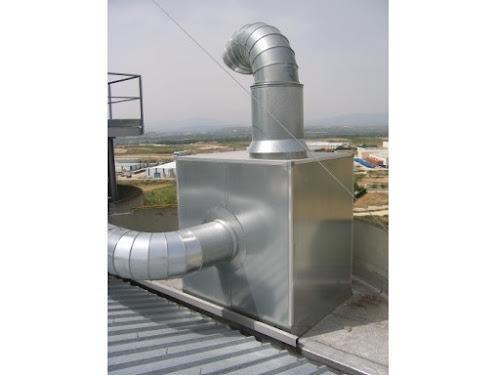rejilla de entrada de aire para ventilacion de motor