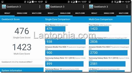 Benchmark Geekbench 3 Smartfren Andromax ES