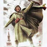 Экспозиция, посвящённая 75-летию битвы под Москвой
