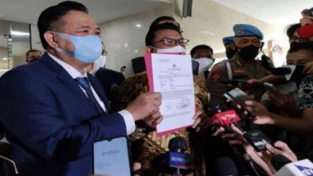 Siap Hadapi Moeldoko, ICW: Jangan Surut Langkah Awasi Tindak Tanduk dan Kebijakan Pejabat Publik