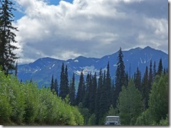 Skeena Mountains, Cassiar Highway