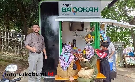 Heru Syarifuddin, Staff Marketing Jongko Barokah