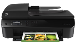Download and install HP Officejet 4630 inkjet printer driver program