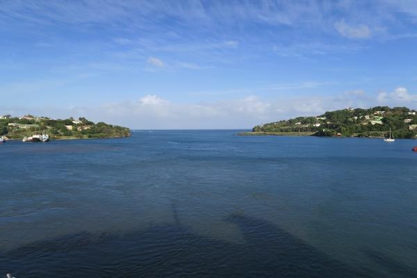 Harbour Caldera