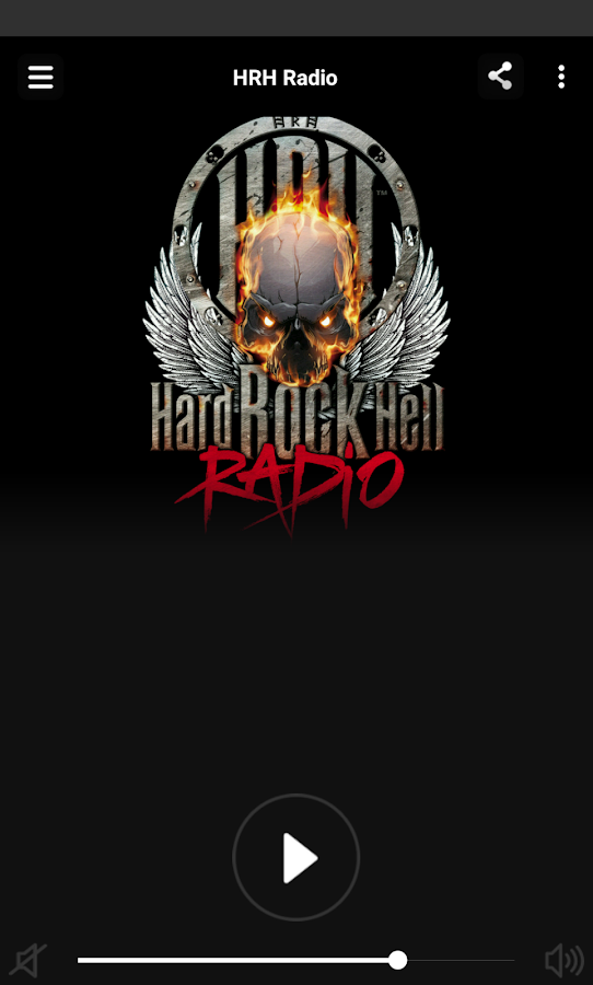HRH Radio- screenshot