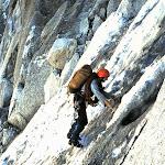 1979.07 Dave Kyle Frendo Spur Aguille du Midi 79.JPG