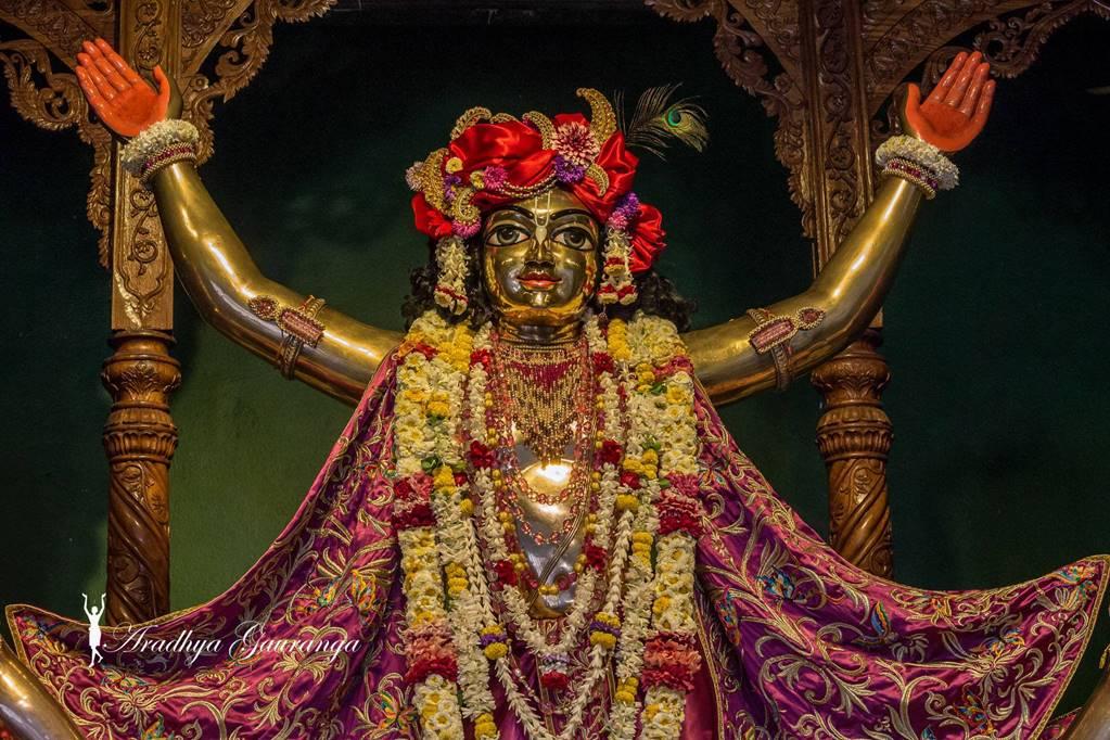 ISKCON Mayapur Deity Darshan 01 Mar 2016 (19)