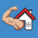 Home Workout - Professional Fitness Coach icon