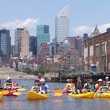 Flotilla for North Brooklyn Boat Club May 28, 2011