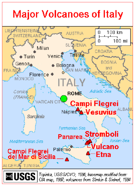 volcanoes-map