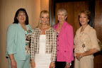 Stephanie Chritton, Nancy Rogers, Joyce Krieger and Cindy Meeker