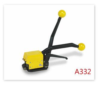 鋼帶手動打包機A332