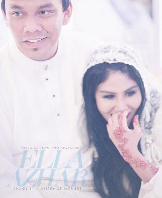 gambar suami Ella