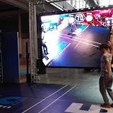 2018-11-30 Els alumnes de DAW i SMIX hem visitat la Fira GamesWorld de Barcelona.