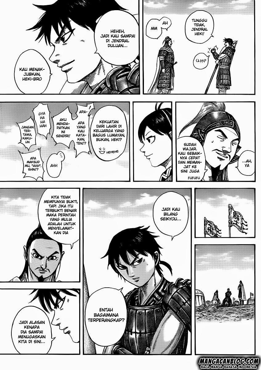 Kingdom Chapter 373