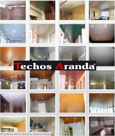 Pagina web de montadores techos metalicos Madrid