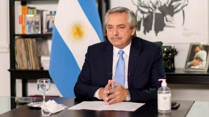 Alberto Fernández puso en duda la realización de la Copa América 2021