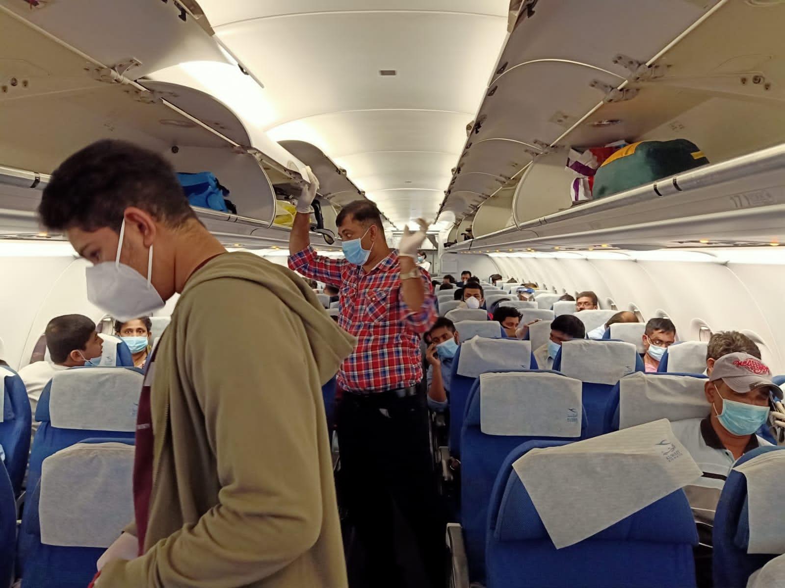 45 ದಿನಗಳ ಬಳಿಕ ಸತತ ಪ್ರಯತ್ನದಲ್ಲಿ ಕುವೈತ್ನಿಂದ ಮಂಗಳೂರಿಗೆ ಬಂತು ಚಾರಿಟಿ ವಿಮಾನ